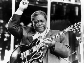 Live music from B.B. King and others on Crossroads