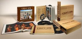 CSNY 1974 is the new archival release from Crosby, Still, Nash and Young