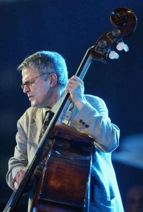 Charlie Haden, jazz bass great