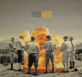 Fuego, the latest release from Phish