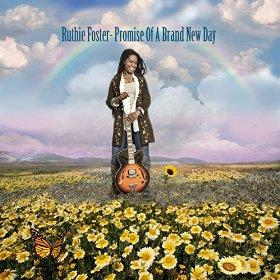 Promise Of A Brand New Day, new album from Ruthie Foster