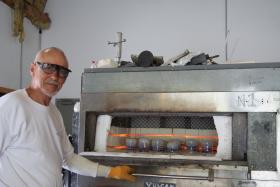 cooling furnace