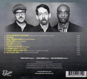 Fred Hersch Trio's album Floating