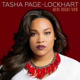 Here Right Now is the new album from Tasha Page-Lockhart