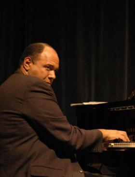 Pianist Kenny Drew, Jr.