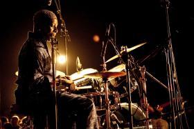 Legendary Afrobeat drummer Tony Allen