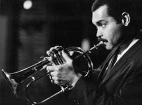 Jazz trumpeter Art Farmer