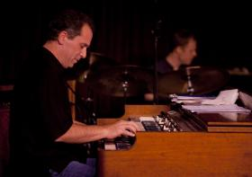 Keyboardist Larry Goldings