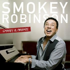 Smokey and Friends, the latest duets album from Smokey Robinson