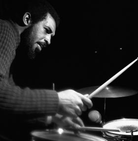 Idris Muhammad, one of the most sampled drummers in jazz