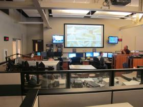 Sedgwick County Emergency Communications 9-1-1 Call Center