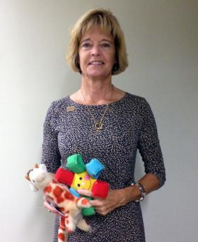 Wanda Stewart holds her son's favorite toys. Toys that no longer get the love and attention of a child because of the decision of one person to drink and drive.