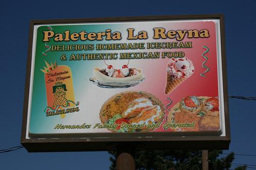 Paleteria La Reyna Kmuw
