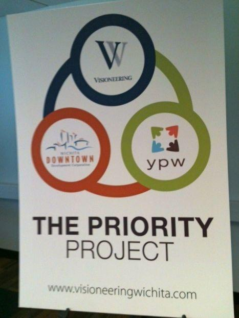 Three area groups hope to improve the region through The Priority Project.