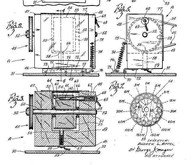 A 1949 U.S. tremolo patent.