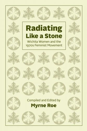 The cover of Radiating Like A Stone by Myrne Roe