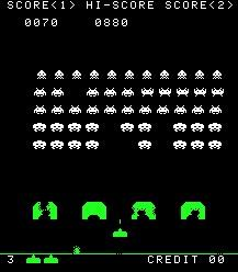 The Golden Age of arcades was sparked by the 1978 release of Space Invaders.