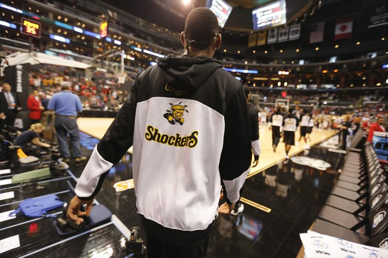 WSU Shockers in Los Angeles, Calif., March 28 - 30.