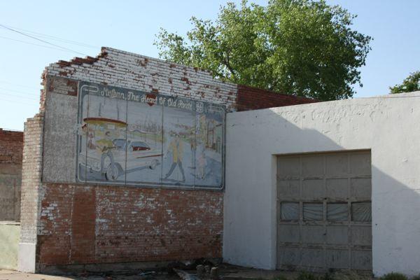 McLean mural in 2013