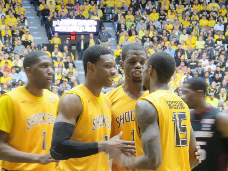 Wichita State's next game is Saturday, Feb. 22 at 7pm. They'll be playing Drake University.