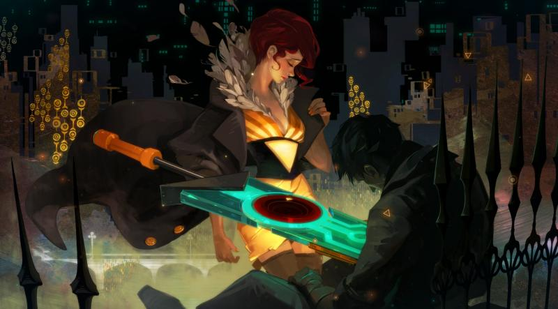 Transistor is now available for the Playstation 4 and PC.