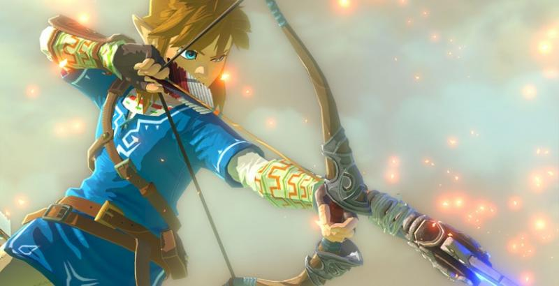 The new Wii U 'Zelda' game boasts a more open world than previous installments