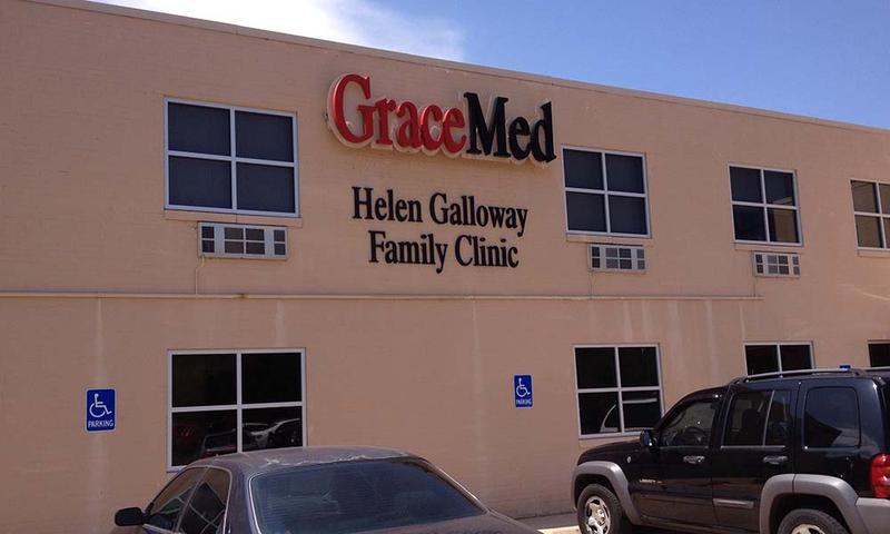 GraceMed headquarters in Wichita.