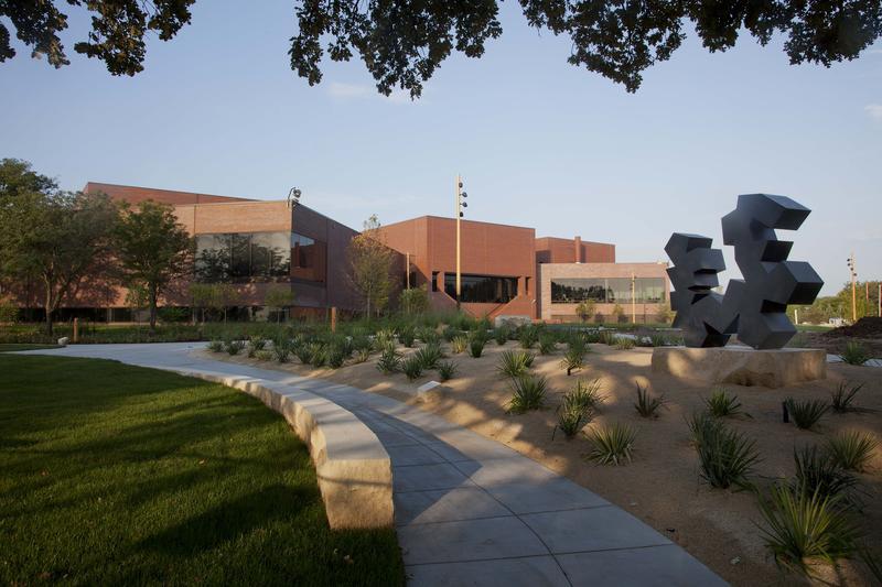 The Wichita Art Museum.