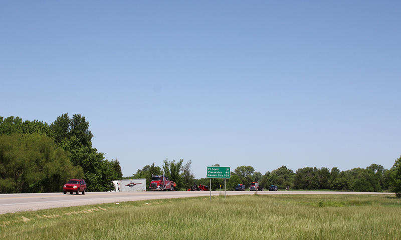 In April, KDOT announced a project to expand Highway 69 in Pittsburg, Kansas would be delayed. Now it's back on.