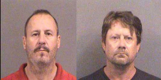 Curtis Allen and Patrick Stein, along with Gavin Wright, were each charged with conspiring to detonate a homemade explosive at an apartment complex where Muslim immigrants from Somalia live.