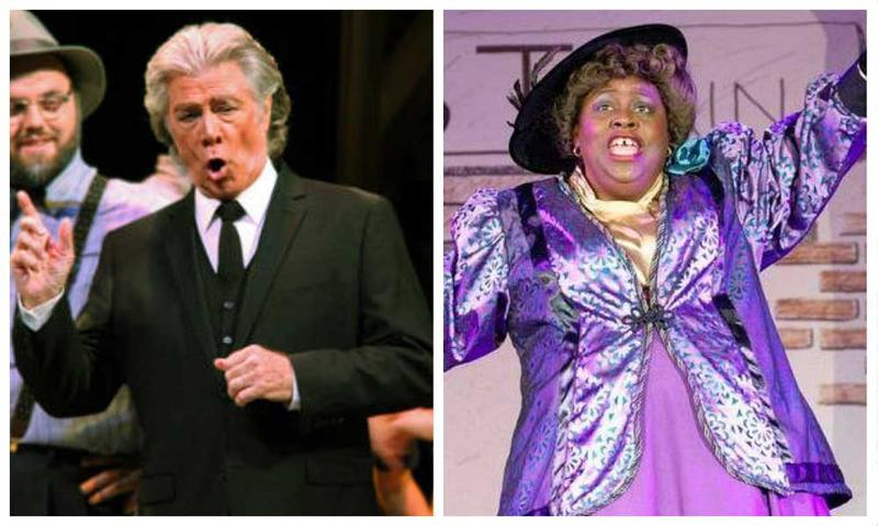 WSU Distinguished Professor of Opera Samuel Ramey and Broadway star and Tony Award nominee Karla Burns will be honored by WSU this weekend.