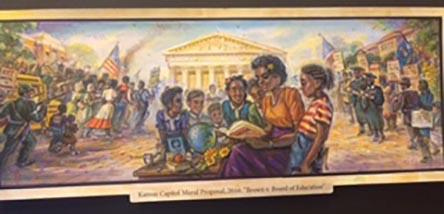 Planned Statehouse Mural To Honor Significance Of Brown V. Board ...