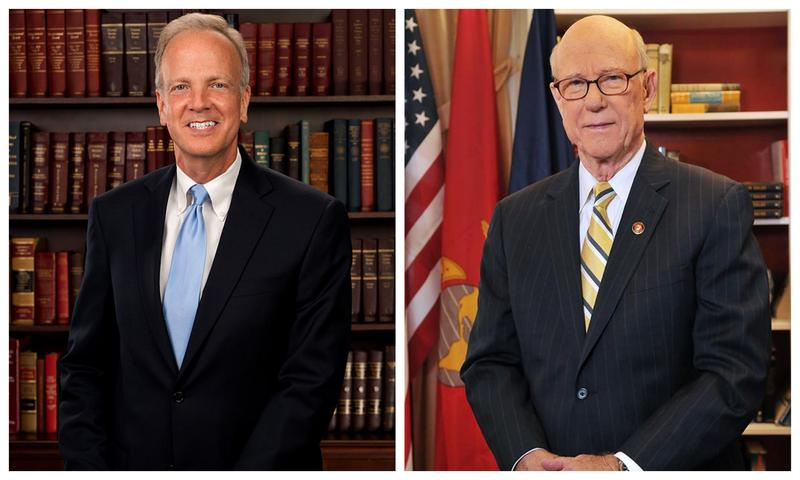 U.S. Sen. Jerry Moran and U.S. Sen. Pat Roberts both say they want Congress involved in developing immigration policy changes.