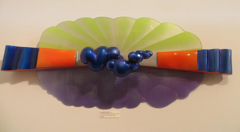 """Chris Brunner selected """"Mechanized Landscape"""" by Don Osborn"""