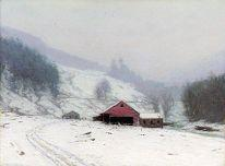 "Hugh Greer selected ""The Sawmill at Shady"" by Birge Harrison"