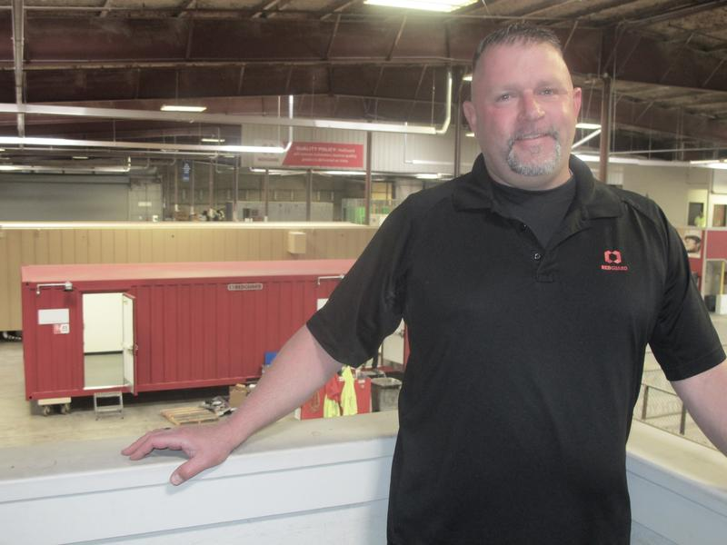 Darren Hillman has served as president of RedGuard for five years.  The company was founded in 1998 as A Box 4 U and rebranded as RedGuard in 2014.