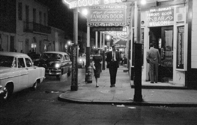 Famous Door - New Orleans