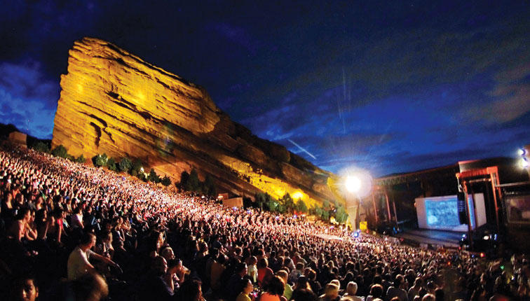 Red Rocks - Denver