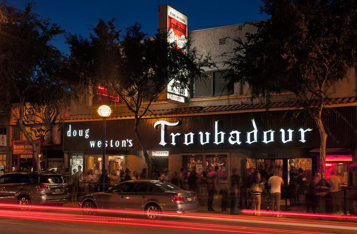 Troubadour - Hollywood