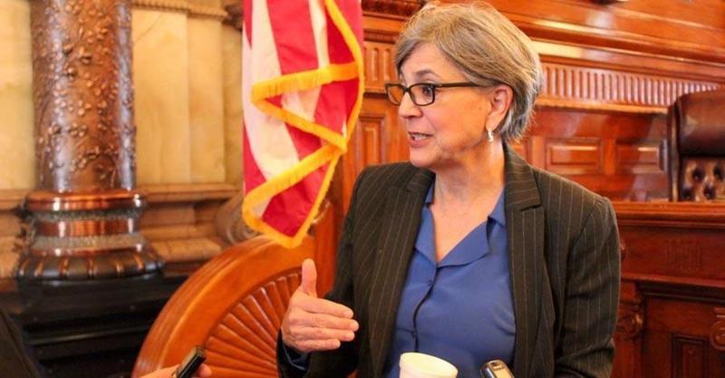 Senate President Susan Wagle.