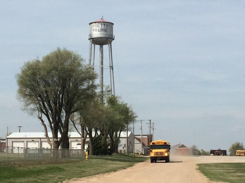 Residents of Pretty Prairie, Kansas are under pressure from the Environmental Protection Agency to reduce nitrate levels in their water.
