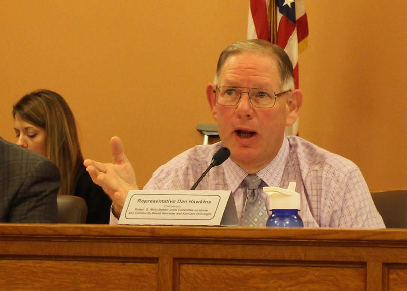 Rep. Dan Hawkins, a top-ranking Republican in the Kansas Statehouse, believes KanCare 2.0 could be in trouble.