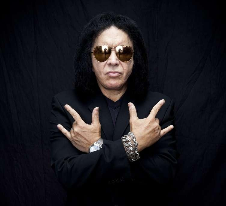 Gene Simmons: Comics, Nuggets And A Bright Future | KMUW