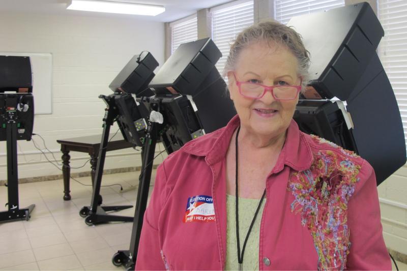 Election Supervisor Karen Knorp Brown