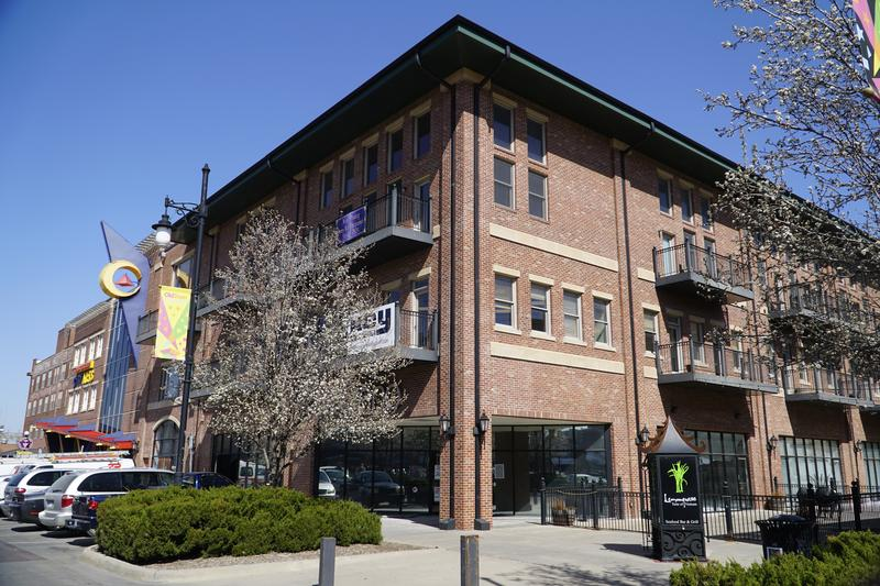 The Wichita Eagle moved in to its new location at 330 N. Mead St. last week.