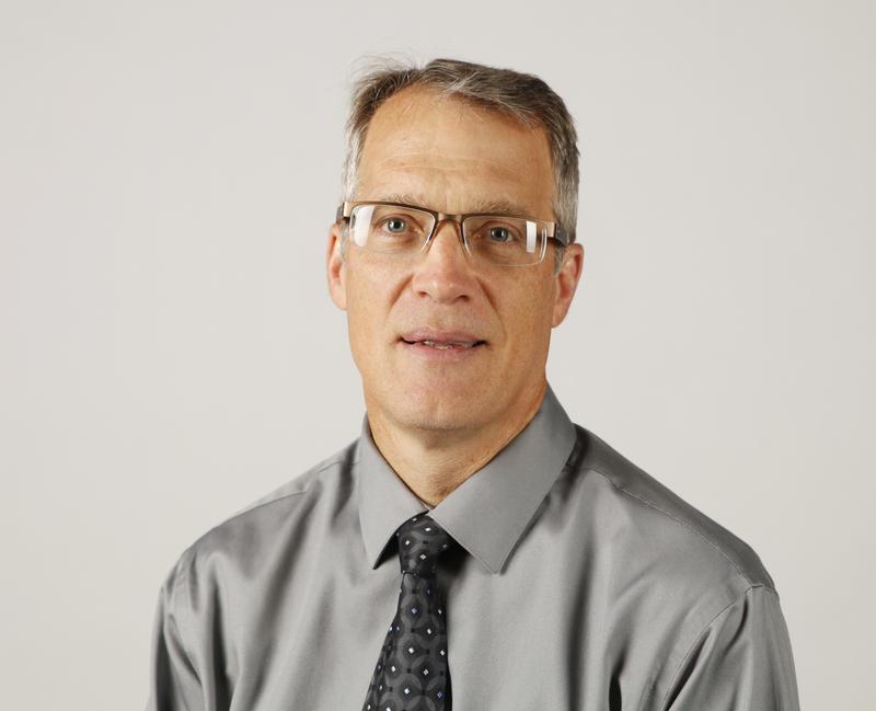 Wichita Eagle editor Steve Coffman