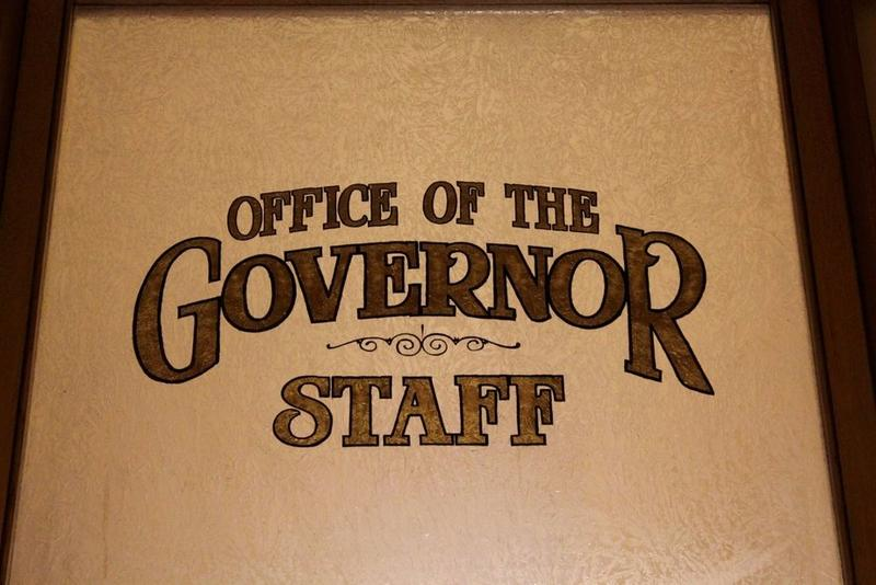 Candidates are lining up for next year's election for governor.