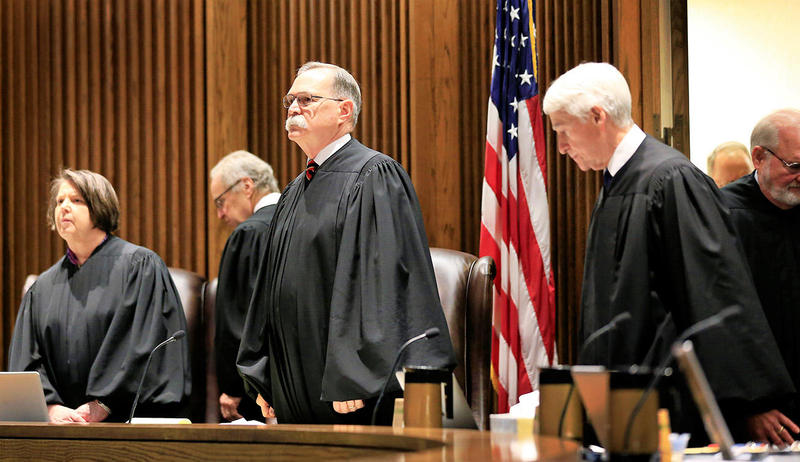 The Kansas Supreme Court ruled Monday that the nearly $300 million school funding increased approved this spring by the Legislature wasn't enough to meet adequacy and equity requirements of the Kansas Constitution.