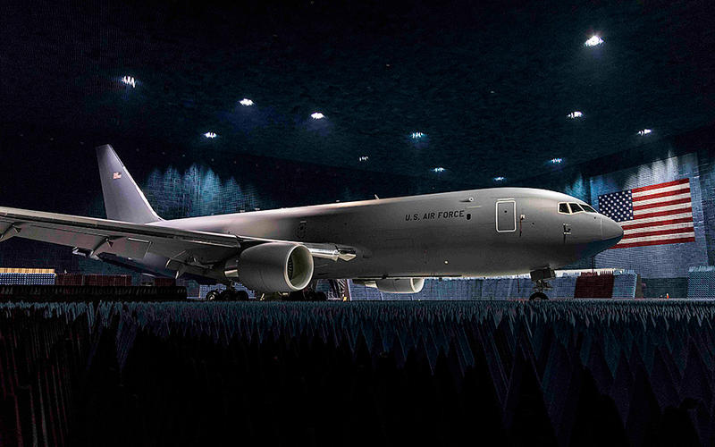 McConnell Air Force Base is expecting its first KC-46 air refueling to arrive in late spring.