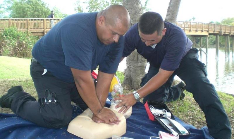 According to the AHA, performing CPR within a few minutes of cardiac arrest can double or triple a person's chance of surviving.